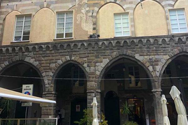Palazzo dei Portici Neri - Chiavari